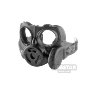 Product shot SI-DAN - Gas Mask S10sr - Black
