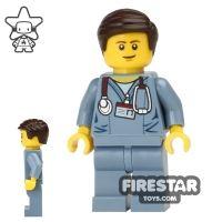 Product shot The LEGO Movie Mini Figure - Dr. McScrubs