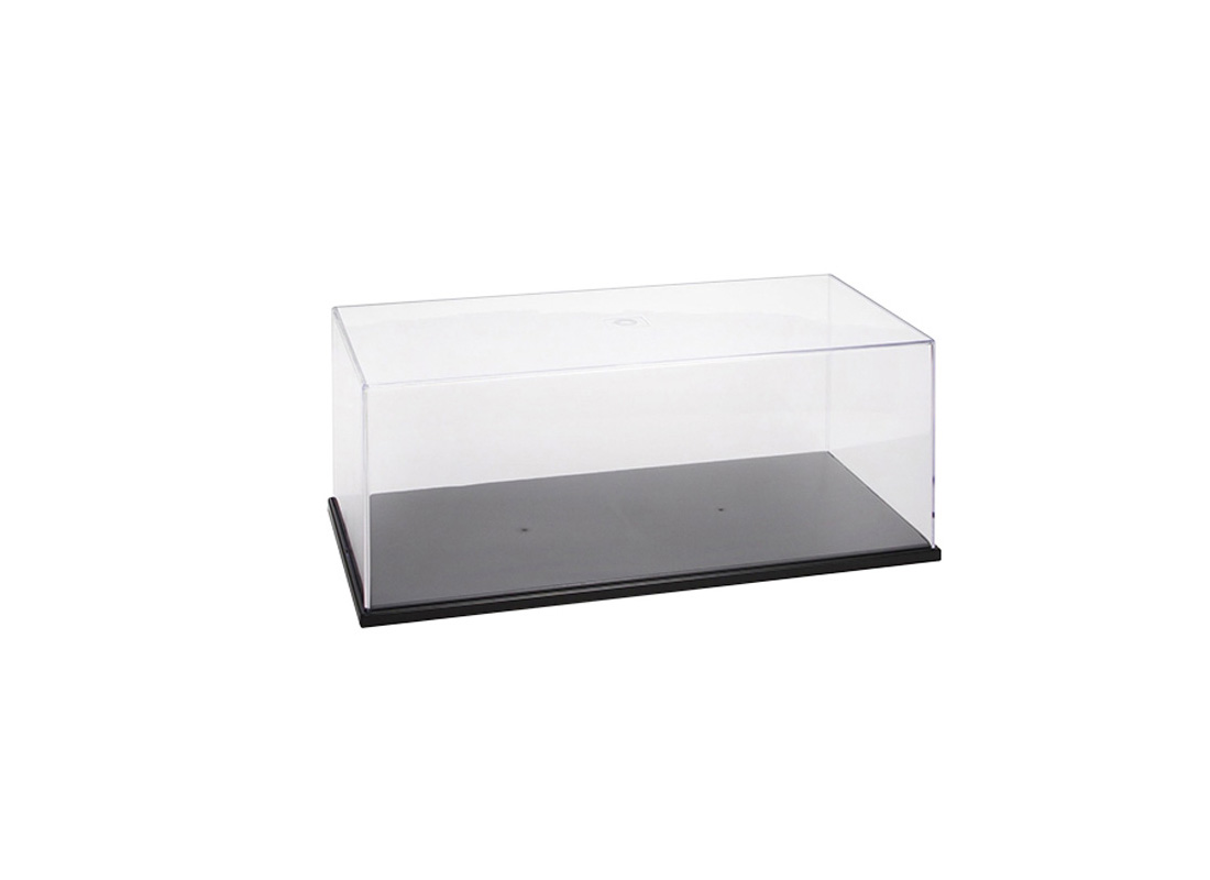Product shot 1-24 Acrylic Stackable in Black