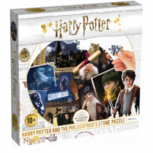 500 Piece Jigsaw Puzzle - Harry Potter and the Philosophers Stone Edition