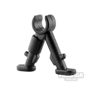 Product shot BrickWarriors - Bipod - Black