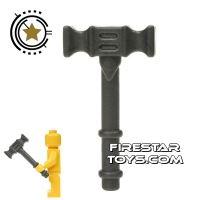 Product shot BrickWarriors - Skull Crusher - Steel