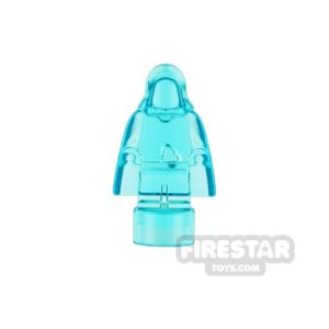 Product shot LEGO Minifigure Statuette with Cape and Hood