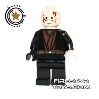 Product shot LEGO Star Wars Mini Figure - Anakin Skywalker Injured