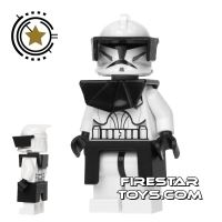 Product shot LEGO Star Wars Mini Figure - Clone Wars Clone Commander