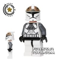 Product shot LEGO Star Wars Mini Figure - Clone Wars Clone Gunner