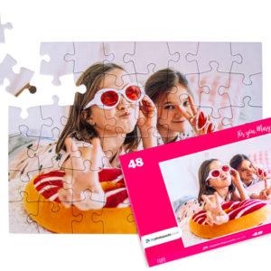 Photo Puzzle 48 pieces