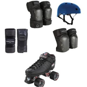 All You Need To Start Derby Kit!