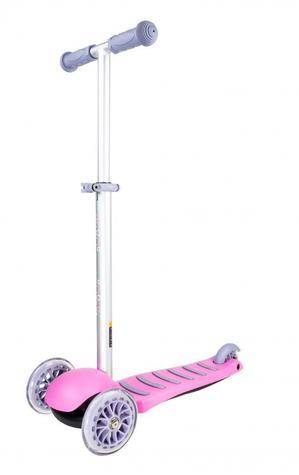 Atlantic Nano Junior 3Wheel Scooter Max 50Kg Pink