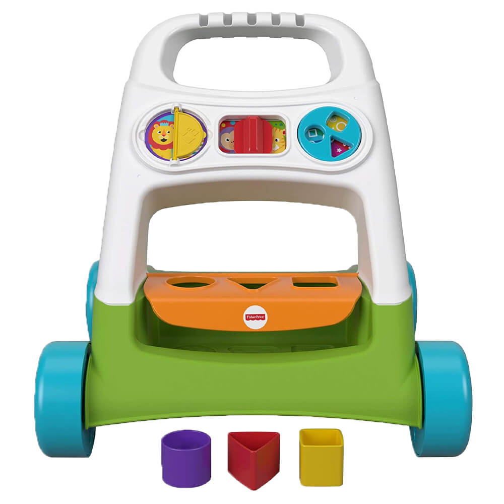 Product shot Fisher Price Busy Activity Walker