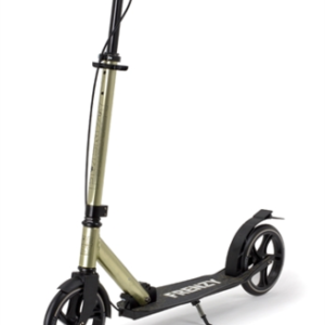 Frenzy 205mm Dual Brake Recreational Scooter Champagne