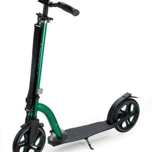 Frenzy 215mm Recreational Scooter Green/ Black