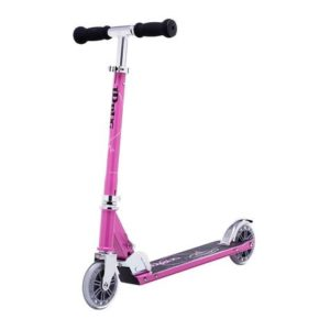 JD Bug Classic Street 120 Scooter Pastel Pink