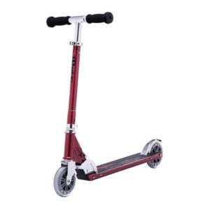 JD Bug Classic Street 120 Scooter Red Glow Pearl