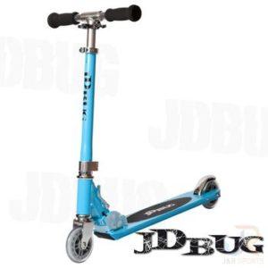 JD Bug Sky Blue Street Scooter