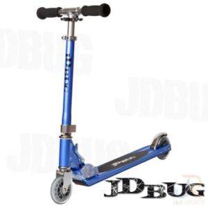 JD Bug Stet Scooter Blue Scooter
