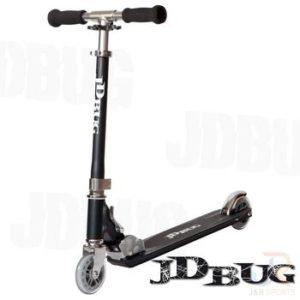 JD Bug Street Black Scooter