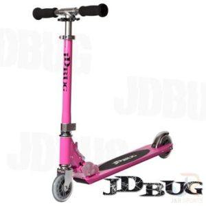 JD Bug Street Pink Scooter