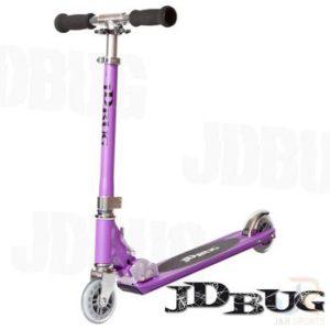 JD Bug Street Purple Scooter