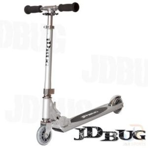 JD Bug Street Silver Scooter