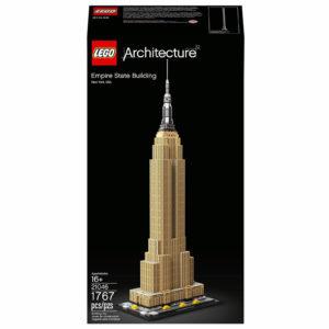 LEGO Architecture: Empire State Collector's Set (21046)