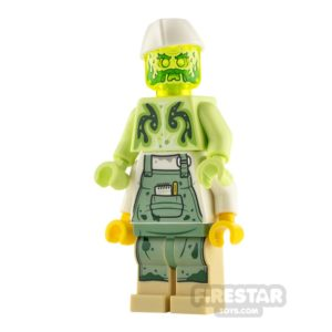 Product shot LEGO Hidden Side Minifigure Chef Enzo Possessed