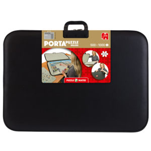 Product shot Portapuzzle Deluxe Jigsaw Carrier - For 500-1000 Piece Jigsaw Puzzles