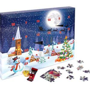 Puzzle Advent Calendar 200 pieces