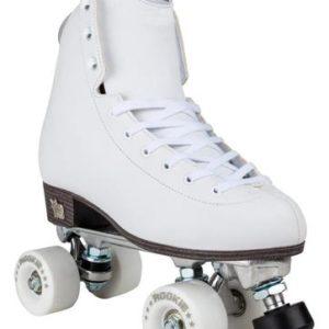 Rookie Roller Quad Skates - Artistic - White - Kids