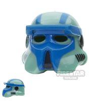 Product shot Arealight - AL Gunner Driver Helmet - Sand Green