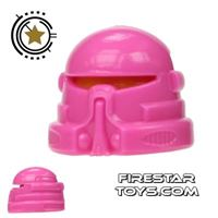 Product shot Arealight - Airborne Helmet - Pink