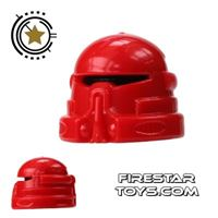 Product shot Arealight - Airborne Helmet - Red