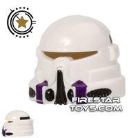 Product shot Arealight - Airborne Mace Helmet - White