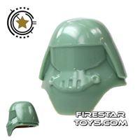 Product shot Arealight - Assault Helmet - Sand Green