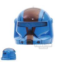 Product shot Arealight - Commando SRG Helmet - Blue