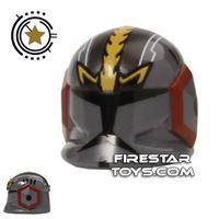 Product shot Arealight Dark Comm Helmet