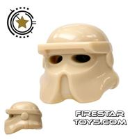 Product shot Arealight - Driver Helmet - Tan