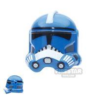 Product shot Arealight - FX Trooper Helmet - Blue