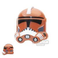 Product shot Arealight - FX Trooper Helmet - Dark Orange