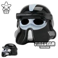 Product shot Arealight - Phantom Driver Helmet - Black