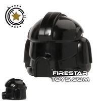 Product shot Arealight - Pilot Helmet - Black