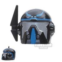 Product shot Arealight VIZ Merc Helmet Blue Print