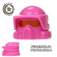 Product shot Arealight - Recon Helmet - Pink