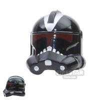 Product shot Arealight - Shadow Trooper Helmet - Black