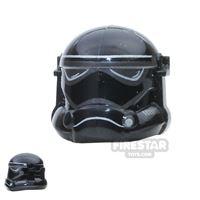 Product shot Arealight - Storm Combat Helmet - Black