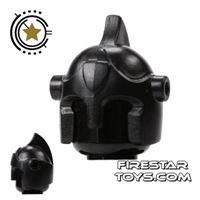 Product shot BrickForge - Battle Helmet - Black