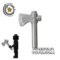 Product shot BrickForge - Hatchet - Silver