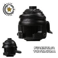 Product shot BrickForge - Legionary Helmet - Black