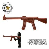 Product shot BrickForge - Military Rifle - Brown
