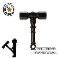 Product shot BrickForge - War Hammer - Black